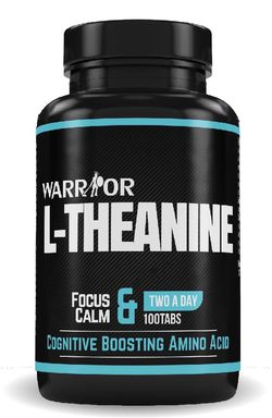 L-theanine - L-theanin tablety 100 tab
