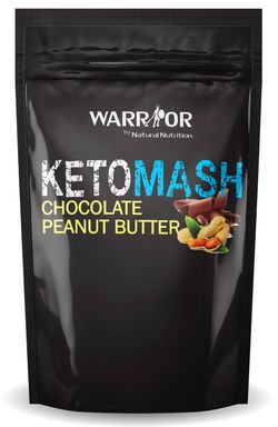 KetoMash Chocolate Peanut Butter 500g