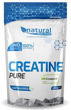 Creatine Pure - Creapure® Natural 400g